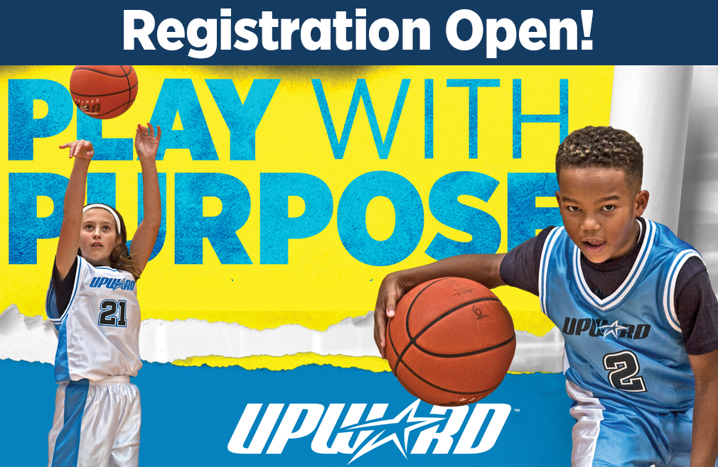 Upward Basketball Registration