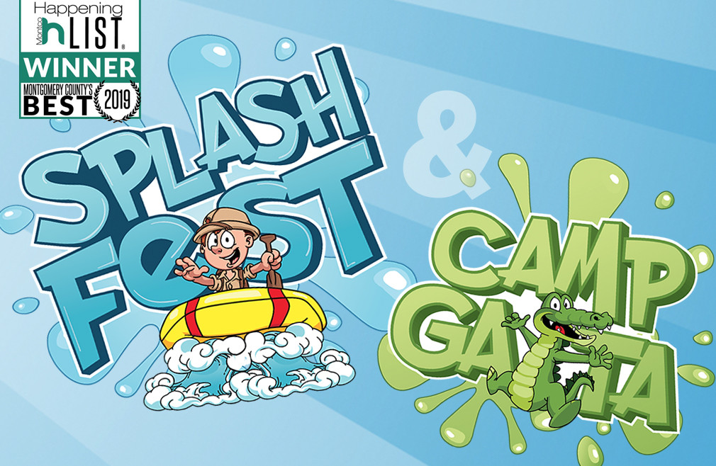 Splashfest & Camp Gata!