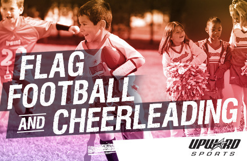 Upward Flag Football & Cheer Registration
