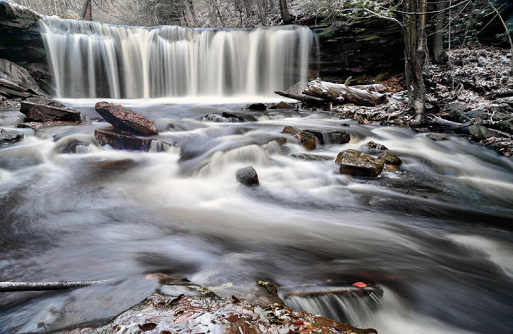 Youth Hiking Trip to Ricketts Glen