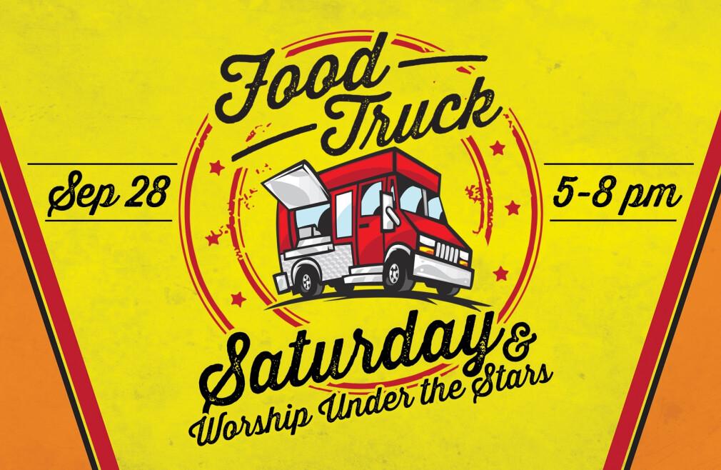 Food Truck Saturday
