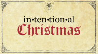 Intentional Christmas