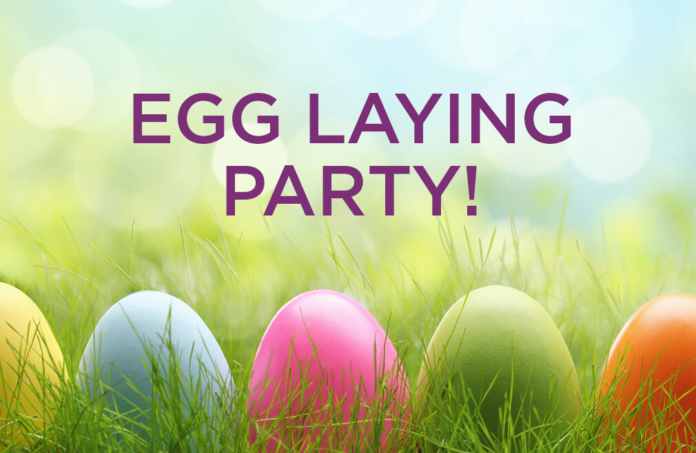 Egg Laying Party