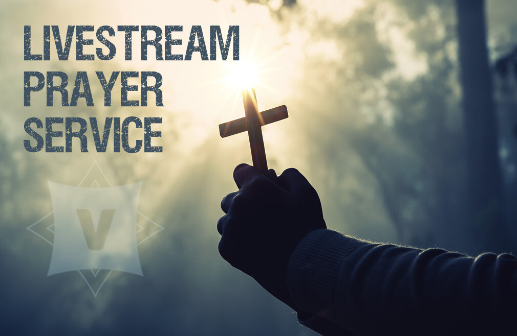 Livestream Prayer Service