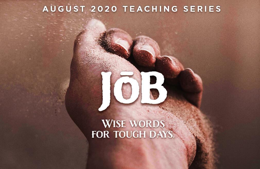 August Teaching Series