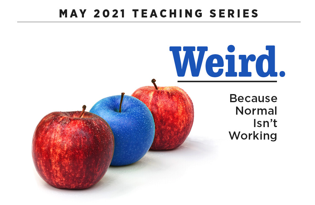 May Teaching Series